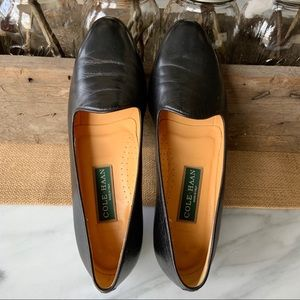 Cole Haan•••Black Kathan Loafers, size 8.5 AA